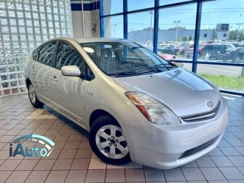 2008 Toyota Prius for sale at iAuto in Cincinnati OH