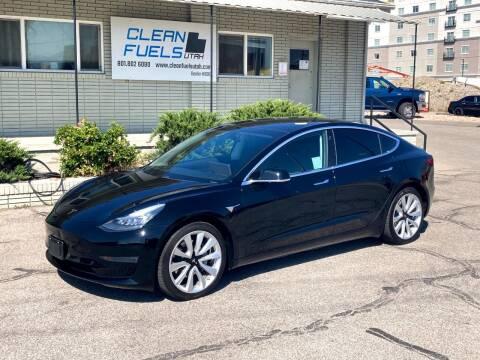 2019 Tesla Model 3 for sale at Clean Fuels Utah in Orem UT