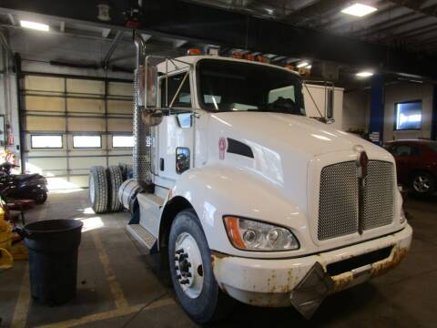 2011 Kenworth T370 for sale at Lynch's Auto - Cycle - Truck Center in Brockton MA