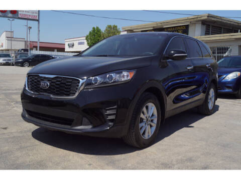 2019 Kia Sorento for sale at Credit Connection Sales in Fort Worth TX