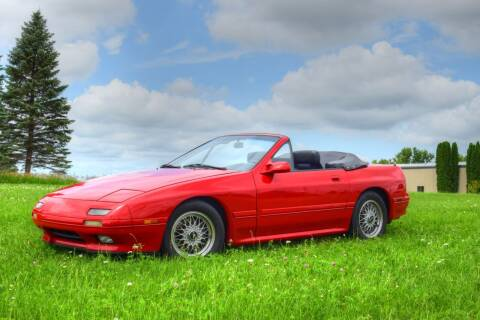 1990 Mazda RX-7 for sale at Hooked On Classics in Watertown MN