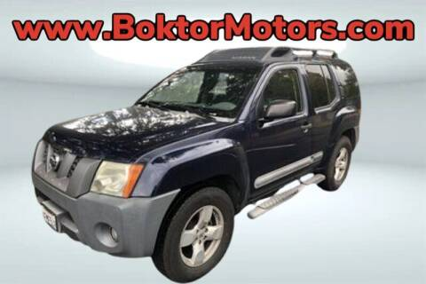 2007 Nissan Xterra for sale at Boktor Motors in North Hollywood CA