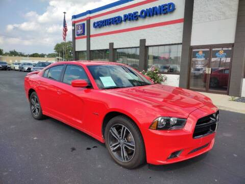 2014 Dodge Charger for sale at Ultimate Auto Deals DBA Hernandez Auto Connection in Fort Wayne IN