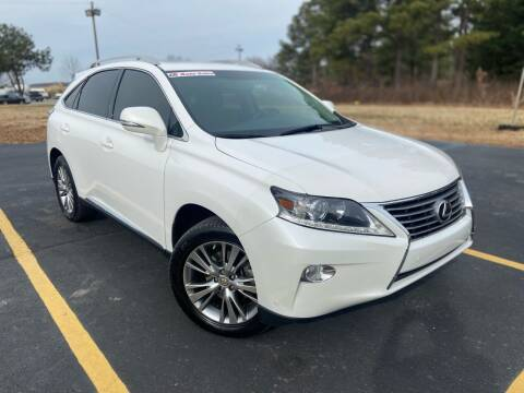 2014 Lexus RX 350 for sale at D3 Auto Sales in Des Arc AR