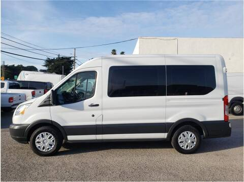 2015 Ford Transit Passenger for sale at Dealers Choice Inc in Farmersville CA