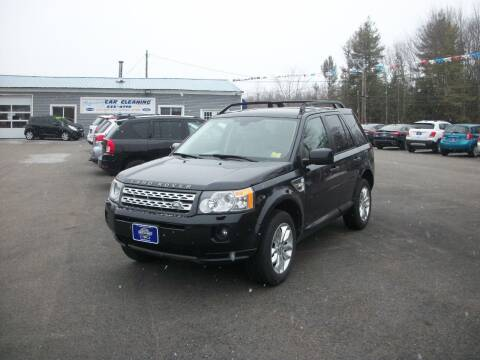 2011 Land Rover LR2 for sale at Auto Images Auto Sales LLC in Rochester NH