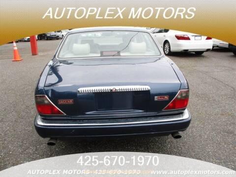 1995 Jaguar XJ-Series for sale at Autoplex Motors in Lynnwood WA
