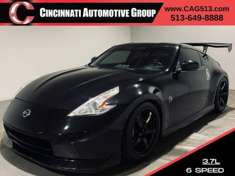 2011 Nissan 370Z for sale at Cincinnati Automotive Group in Lebanon OH