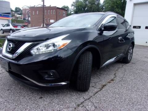 2017 Nissan Murano for sale at Allen's Pre-Owned Autos in Pennsboro WV
