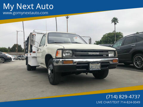 1989 Toyota Pickup for sale at My Next Auto in Anaheim CA