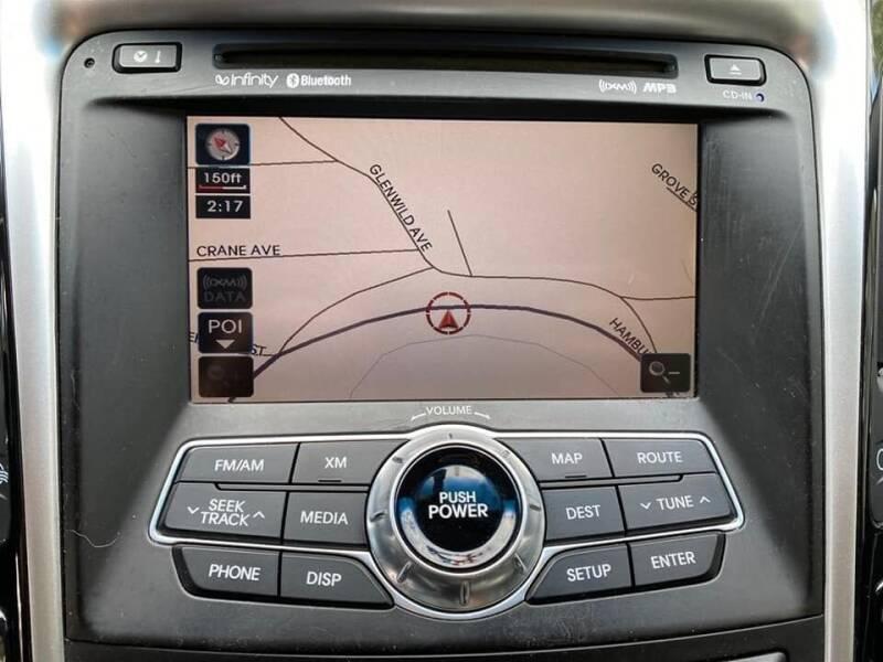 2011 Hyundai Sonata Limited 4dr Sedan - Bloomingdale NJ