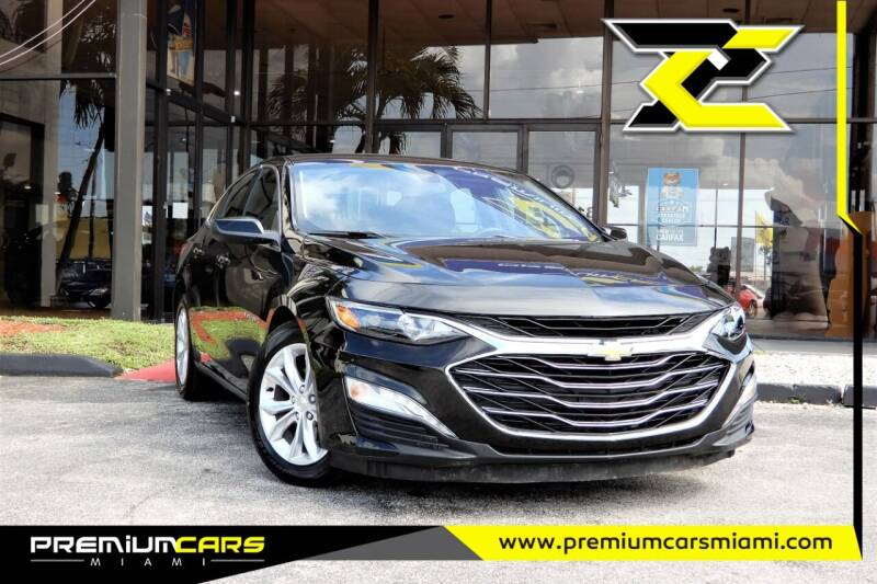2020 Chevrolet Malibu for sale at Premium Cars of Miami in Miami FL
