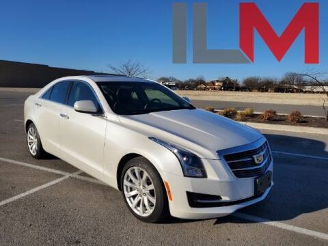 2017 Cadillac ATS for sale at INDY LUXURY MOTORSPORTS in Fishers IN