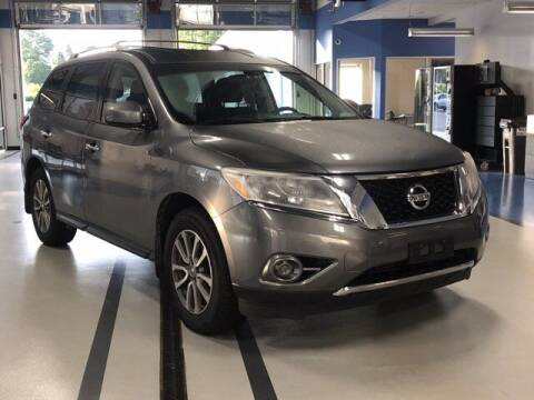 2015 Nissan Pathfinder for sale at Simply Better Auto in Troy NY