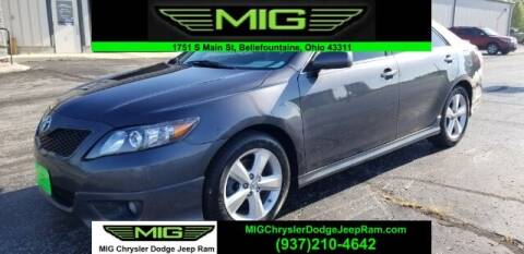 2011 Toyota Camry for sale at MIG Chrysler Dodge Jeep Ram in Bellefontaine OH