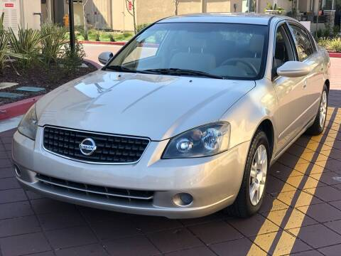 2005 Nissan Altima for sale at JENIN MOTORS in Hayward CA