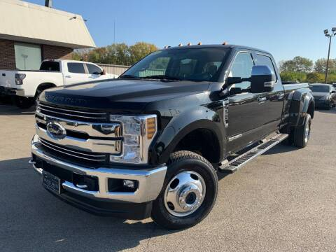 2018 Ford F-350 Super Duty for sale at Auto Mall of Springfield in Springfield IL