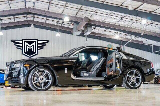 2016 Rolls-Royce Wraith for sale in Boerne, TX