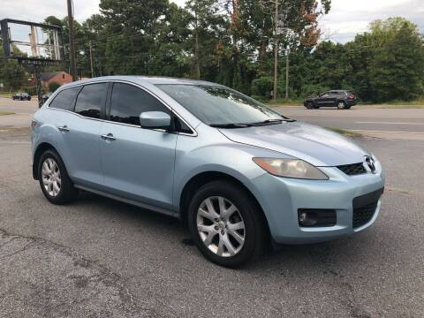 2008 Mazda CX-7 for sale at CAR STOP INC in Duluth GA