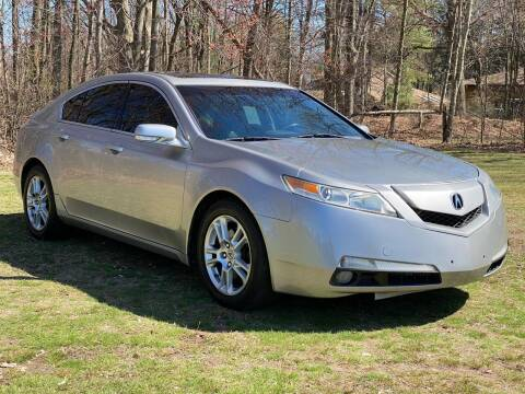 2010 Acura TL for sale at Choice Motor Car in Plainville CT