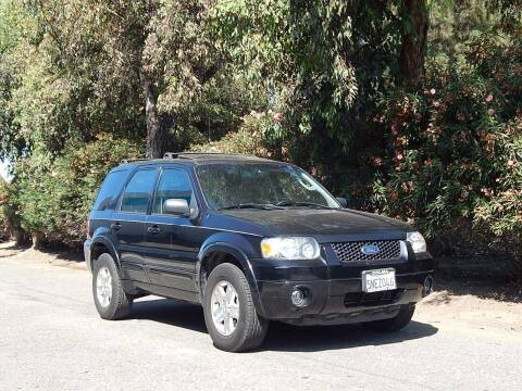 2006 Ford Escape for sale at Crow`s Auto Sales in San Jose CA