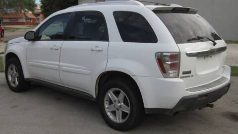 2005 Chevrolet Equinox for sale at MTC AUTO SALES in Omaha NE