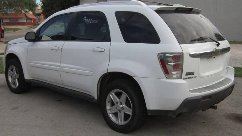 2005 Chevrolet Equinox for sale at MTC AUTO SALES in Omaha NE