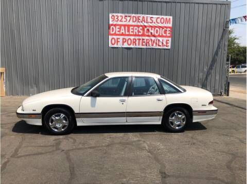 1991 Buick Regal for sale at Dealers Choice Inc in Farmersville CA