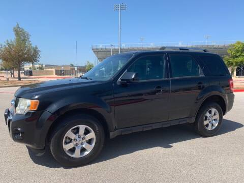 2009 Ford Escape for sale at Bells Auto Sales in Austin TX