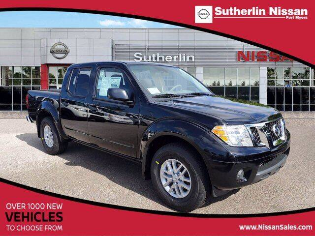 2021 Nissan Frontier for sale in Fort Myers, FL