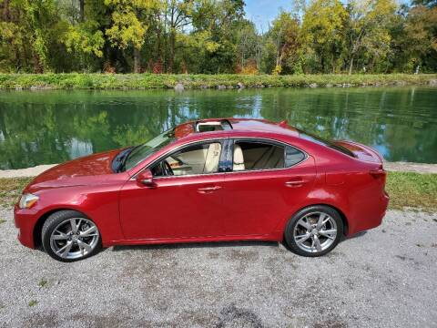 2009 Lexus IS 250 for sale at Auto Link Inc in Spencerport NY