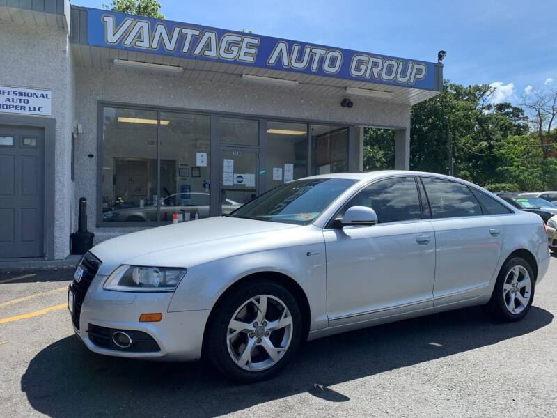 2011 Audi A6 for sale at Vantage Auto Group in Brick NJ
