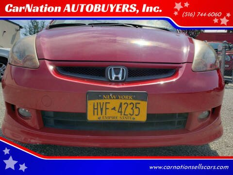 2008 Honda Fit for sale at CarNation AUTOBUYERS, Inc. in Rockville Centre NY