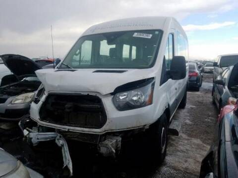 2016 Ford Transit Passenger for sale at STS Automotive in Denver CO