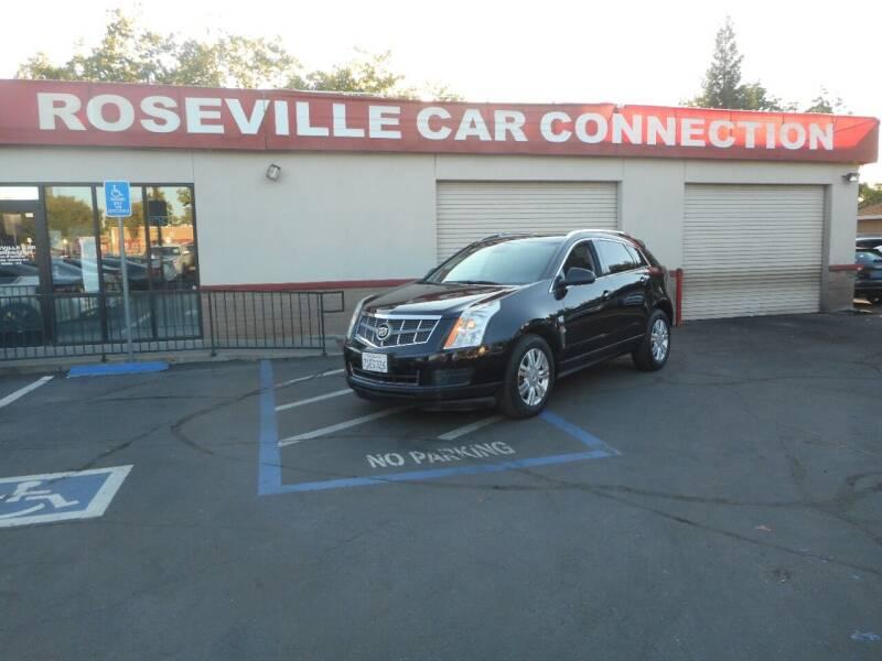 2010 Cadillac SRX for sale at ROSEVILLE CAR CONNECTION in Roseville CA