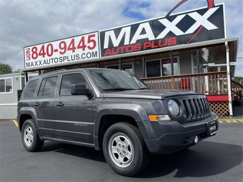 2014 Jeep Patriot for sale at Maxx Autos Plus in Puyallup WA