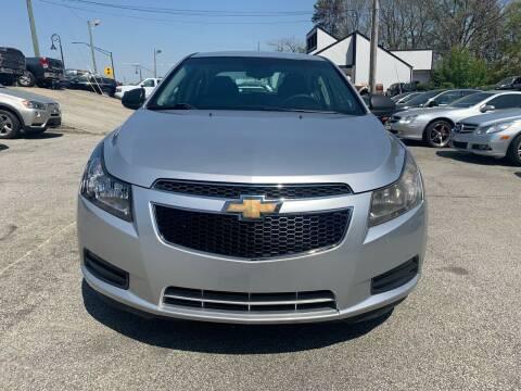 2011 Chevrolet Cruze for sale at Philip Motors Inc in Snellville GA