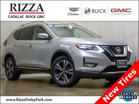 2018 Nissan Rogue for sale at Rizza Buick GMC Cadillac in Tinley Park IL