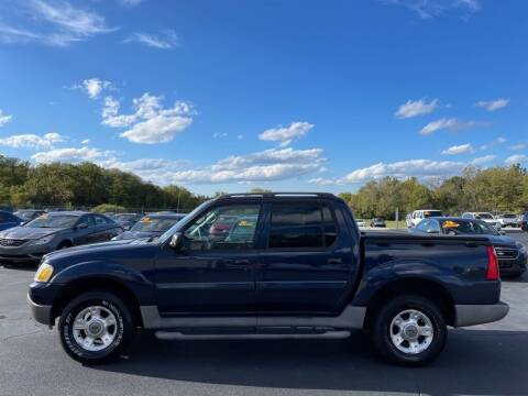2003 Ford Explorer Sport Trac for sale at CARS PLUS CREDIT in Independence MO