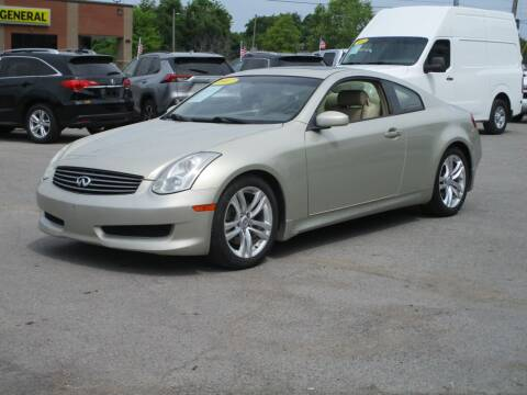 2007 Infiniti G35 for sale at A & A IMPORTS OF TN in Madison TN