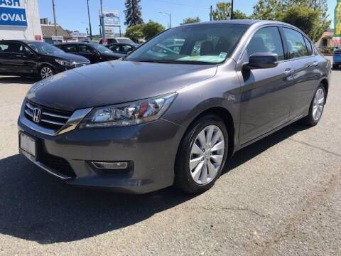 2013 Honda Accord for sale at MISSION AUTOS in Hayward CA