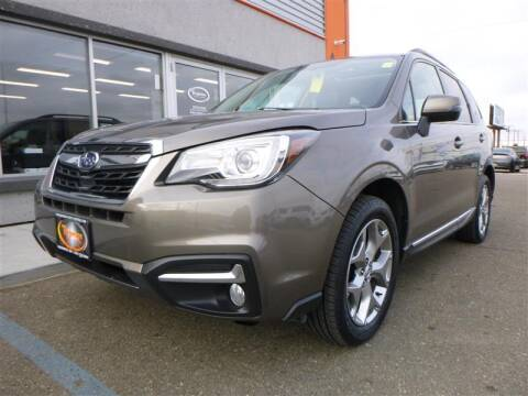 2017 Subaru Forester for sale at Torgerson Auto Center in Bismarck ND