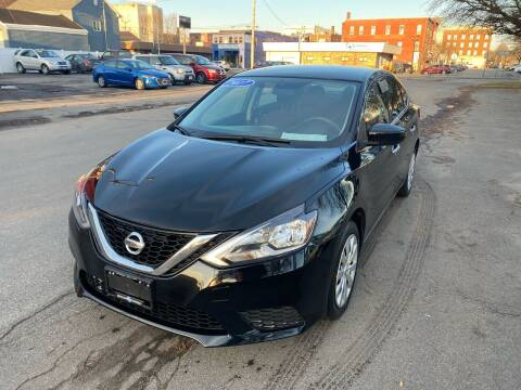 2017 Nissan Sentra for sale at Midtown Autoworld LLC in Herkimer NY
