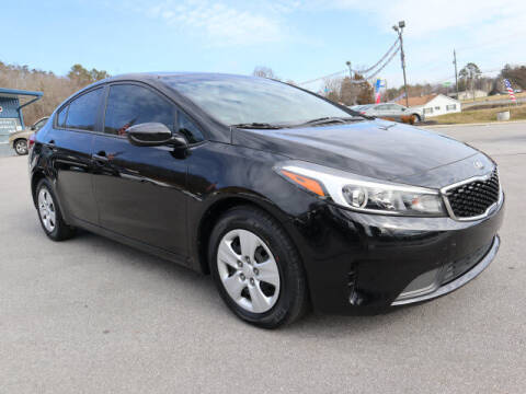 2017 Kia Forte for sale at Viles Automotive in Knoxville TN