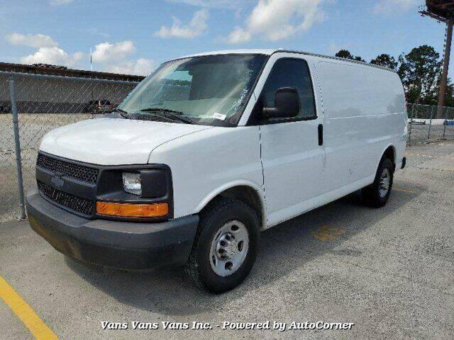 2013 Chevrolet Express Cargo for sale at Vans Vans Vans INC in Blauvelt NY