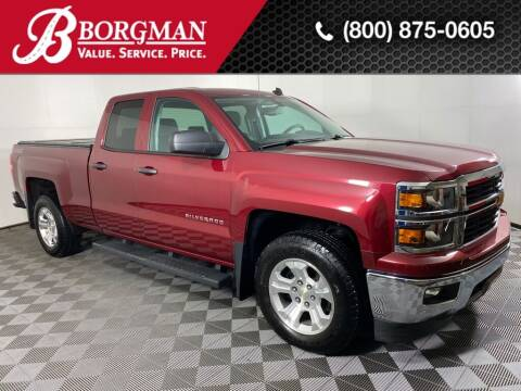 2014 Chevrolet Silverado 1500 for sale at BORGMAN OF HOLLAND LLC in Holland MI