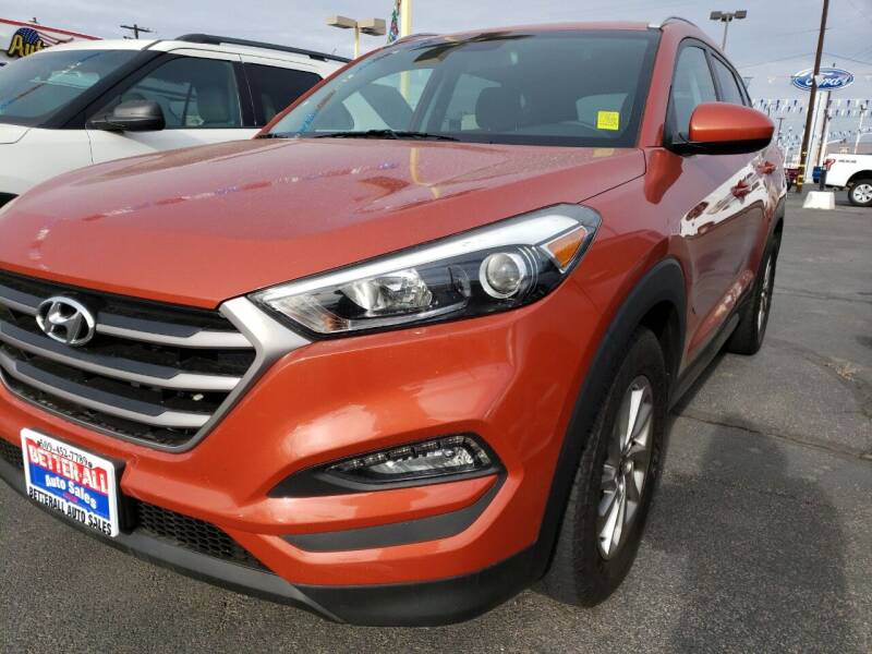 2016 Hyundai Tucson for sale at Better All Auto Sales in Yakima WA