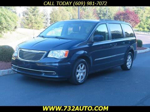 2012 Chrysler Town and Country for sale at Absolute Auto Solutions in Hamilton NJ