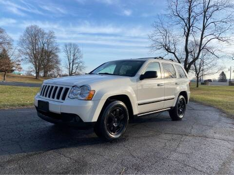 2008 Jeep Grand Cherokee for sale at Moundbuilders Motor Group in Heath OH
