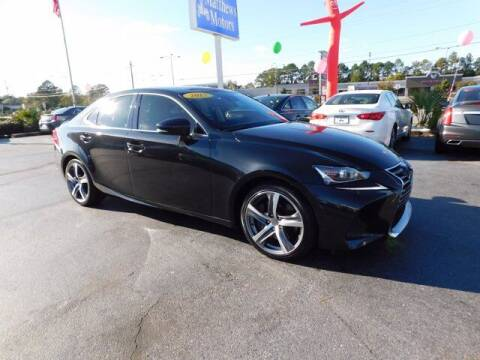 2017 Lexus IS 300 for sale at Auto Finance of Raleigh in Raleigh NC